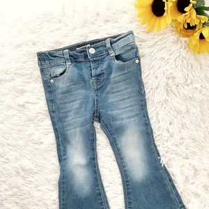 🎀 Jessica Simpson Toddler Girl Wide Leg Jeans 🎀